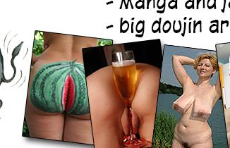 Watermelon-ass and quadratic tits