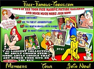 Free Famous Toons